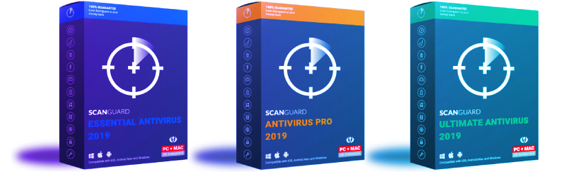Scanguard Packages